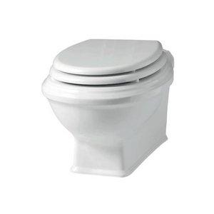 Wall Mounted Toilet Art Nouveau