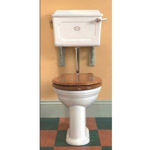Toilet China Medium High Thomas Crapper