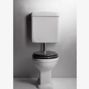 Toilet Medium Level Art Deco 1
