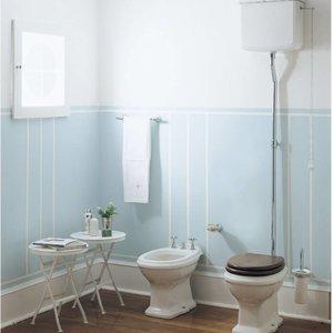 Toilet High Art Nouveau