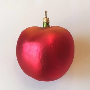 Christmas Decoration Apple Whole