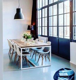 Thinkstyle Ferre tafel - gebruikt steigerhout