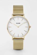 Cluse Cluse - La Boheme Mesh Gold/White