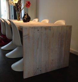 Thinkstyle Micha tafel - gebruikt steigerhout