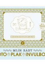 Lannoo Lannoo- Mijn baby foto-plak-invulboek