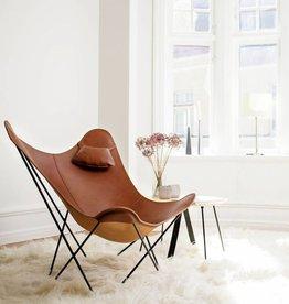 Cuero Design Cushion - leather