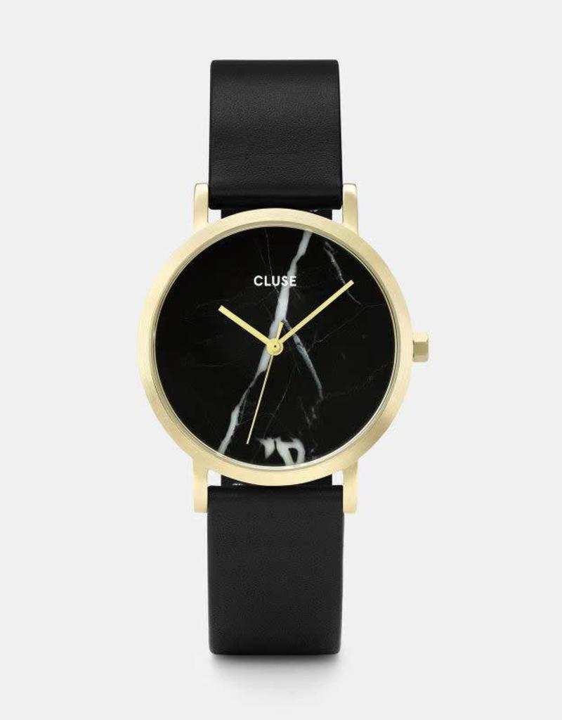 Cluse Cluse - La Roche Gold Black Marble/Black