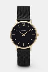 Cluse Cluse - Minuit Mesh black/ Gold black