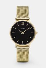 Cluse Cluse - Minuit Mesh Gold/Black