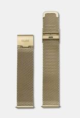 Cluse Cluse - STRAP Minuit Gold