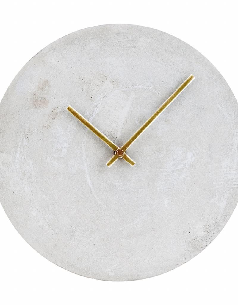 House Doctor House Doctor- Wall clock, concrete