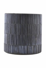 House Doctor House Doctor- Tealight, Pipe, black/grey
