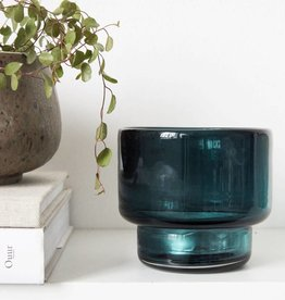 House Doctor Tealight stand - Mute - Green/blue