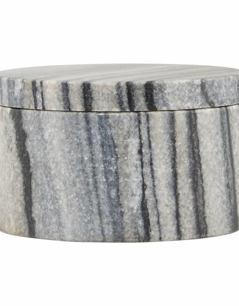 House Doctor House doctor - Storage grey marble