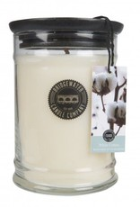Bridgewater Bridgewater candle - White cotton large