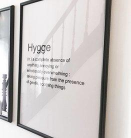 Poster-Hygge  50x70
