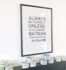 Poster-Batman  50x70
