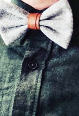 Gentlemen's hardware Gentlemen's hardware  - Bow tie Grey