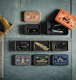 Gentlemen's hardware - mini tool with torch