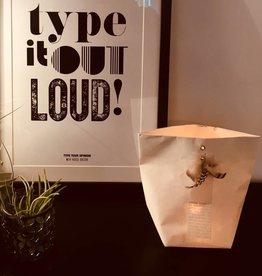 Räder Jewel light bag - feather
