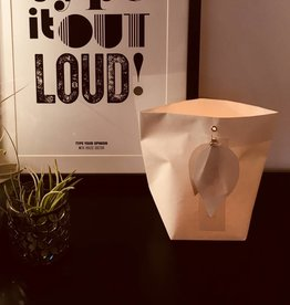 Räder Jewel light bag - leaves