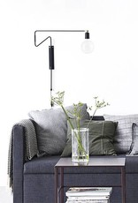 House Doctor House Doctor- Wall lamp Swing Black Medium