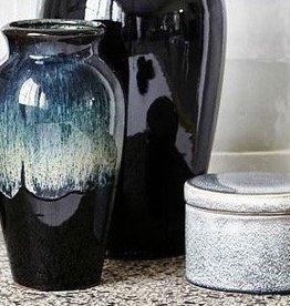 House Doctor -Jar w lid, Croz, Grey