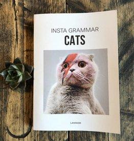 Lannoo Insta grammar cats
