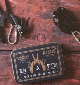 Gentlemen's hardware Pocket multi tool pliers