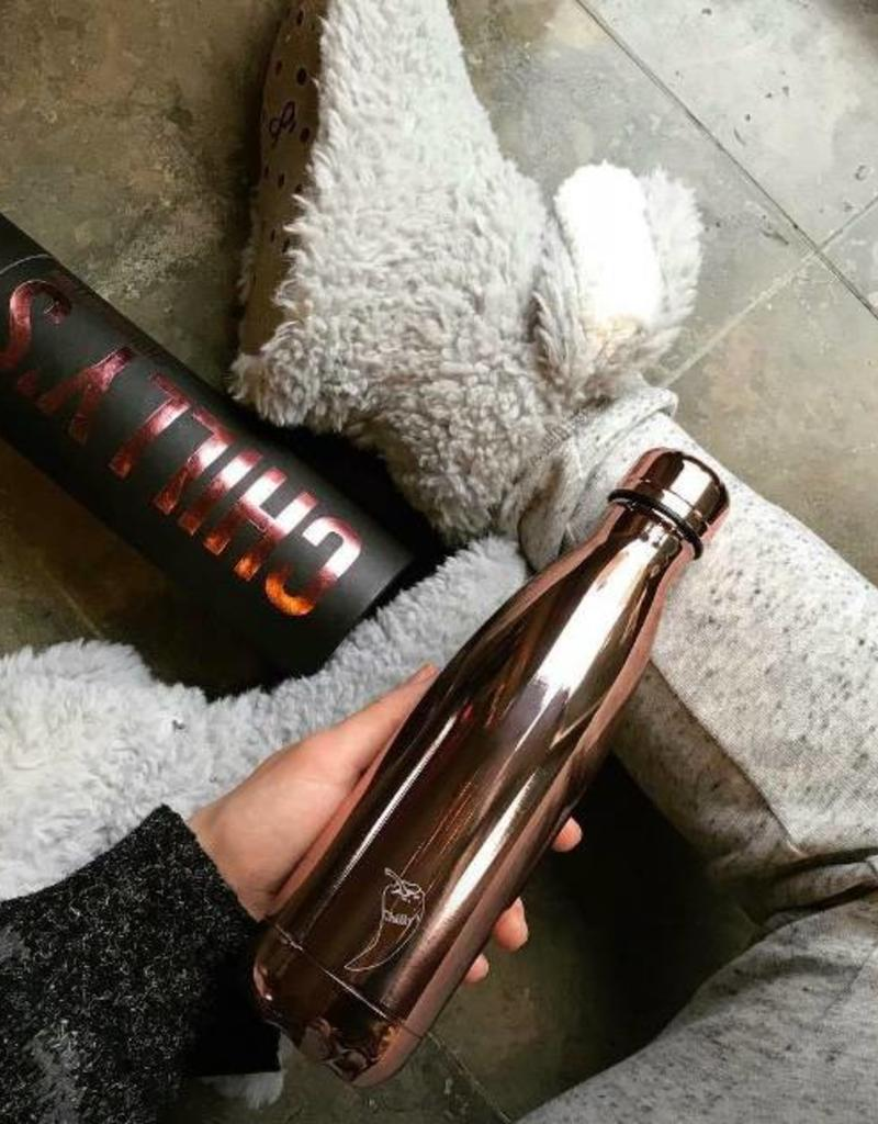 Chilly's Chilly bottle - 500 ml - Rose Gold