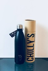 Chilly's Chilly bottle - 750ml black matte