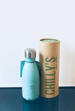 Chilly's Chilly bottle - 260 ml - pastel green