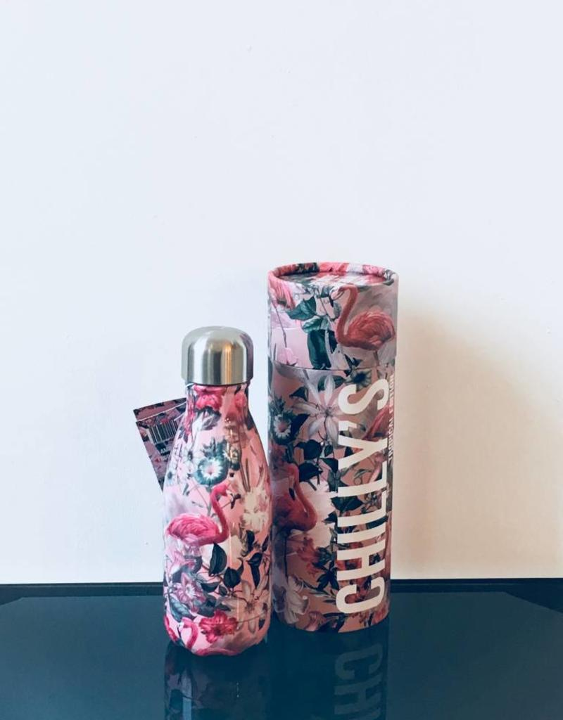 Chilly's Chilly bottle - 260 ml - flamingo