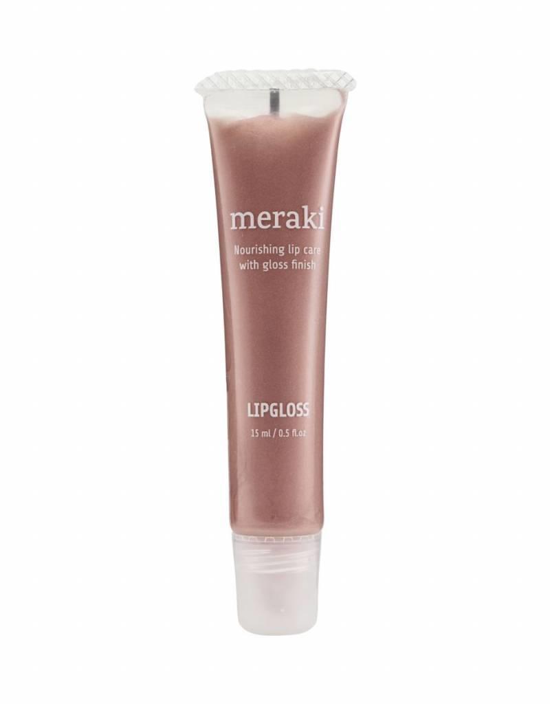 Meraki Meraki - Lipgloss - Nude serenity
