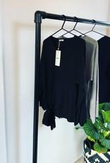 Fashion Fashion - Trui - strik zijkant