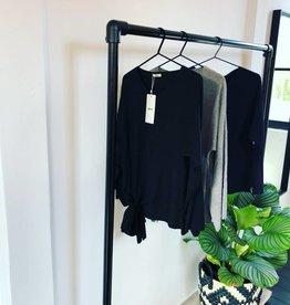 Fashion Trui - strik zijkant
