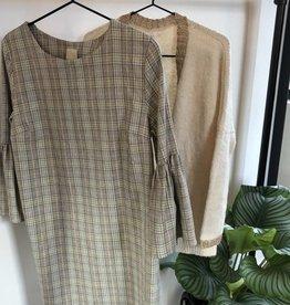 Fashion Dress - Lumina soft stripes
