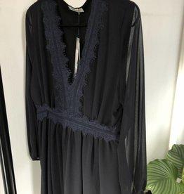 Fashion Vintage love - Dress - blue lace