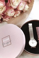 Cluse Cluse - Minuit Rose gold - Negin velvet giftbox