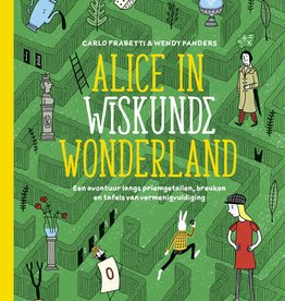Lannoo Alice in wiskunde wonderland