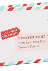 Books - Letters to my love