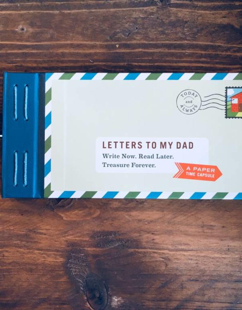 Books - Letters to my dad