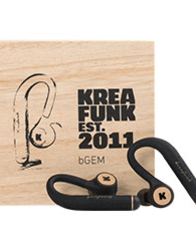 Kreafunk Kreafunk - bGEM - Black in ear
