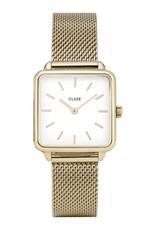 Cluse Cluse- La Garconne gold mesh/white