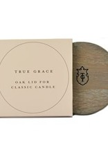 True Grace True Grace- Oak lid for classic candle