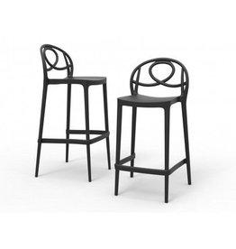 Green Etoile Bar stoel