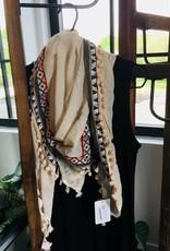 Fashion - Sjaal - ibiza