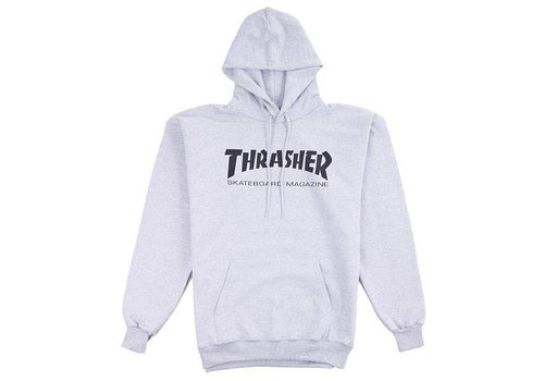 Thrasher Thrasher Skate Mag Hood Grey