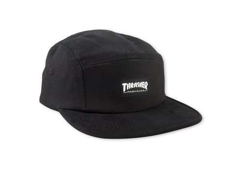 Thrasher Thrasher 5-Panel Hat Black