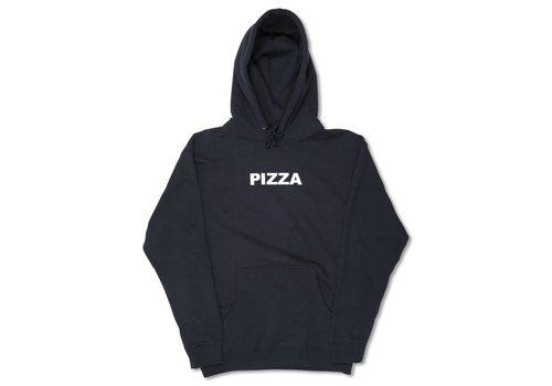 Pizza Pizza Logo Hoodie Navy